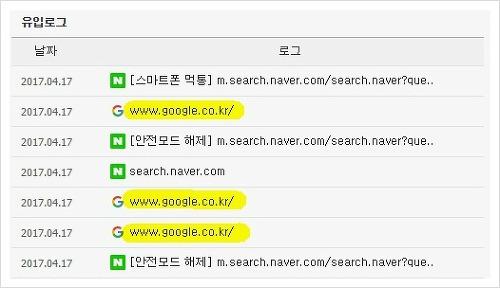 티스토리 구글 유입로그 키워드 보는 법, Google Search Console
