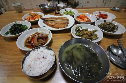 안동맛집 태화동 장모님밥상