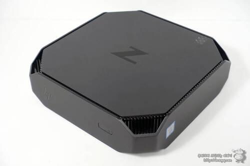작지만 전문가용? HP Z2 미니 G3 워크스테이션 사용기