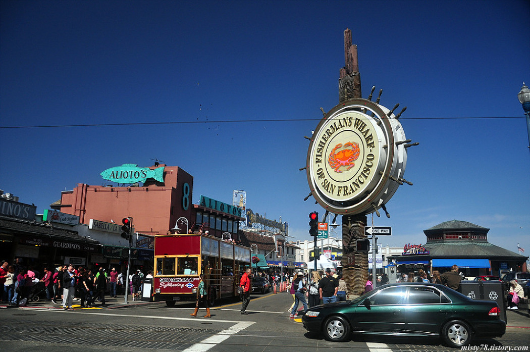 '13 샌프란시스코(SF) : Fisherman's wharf & Pier39