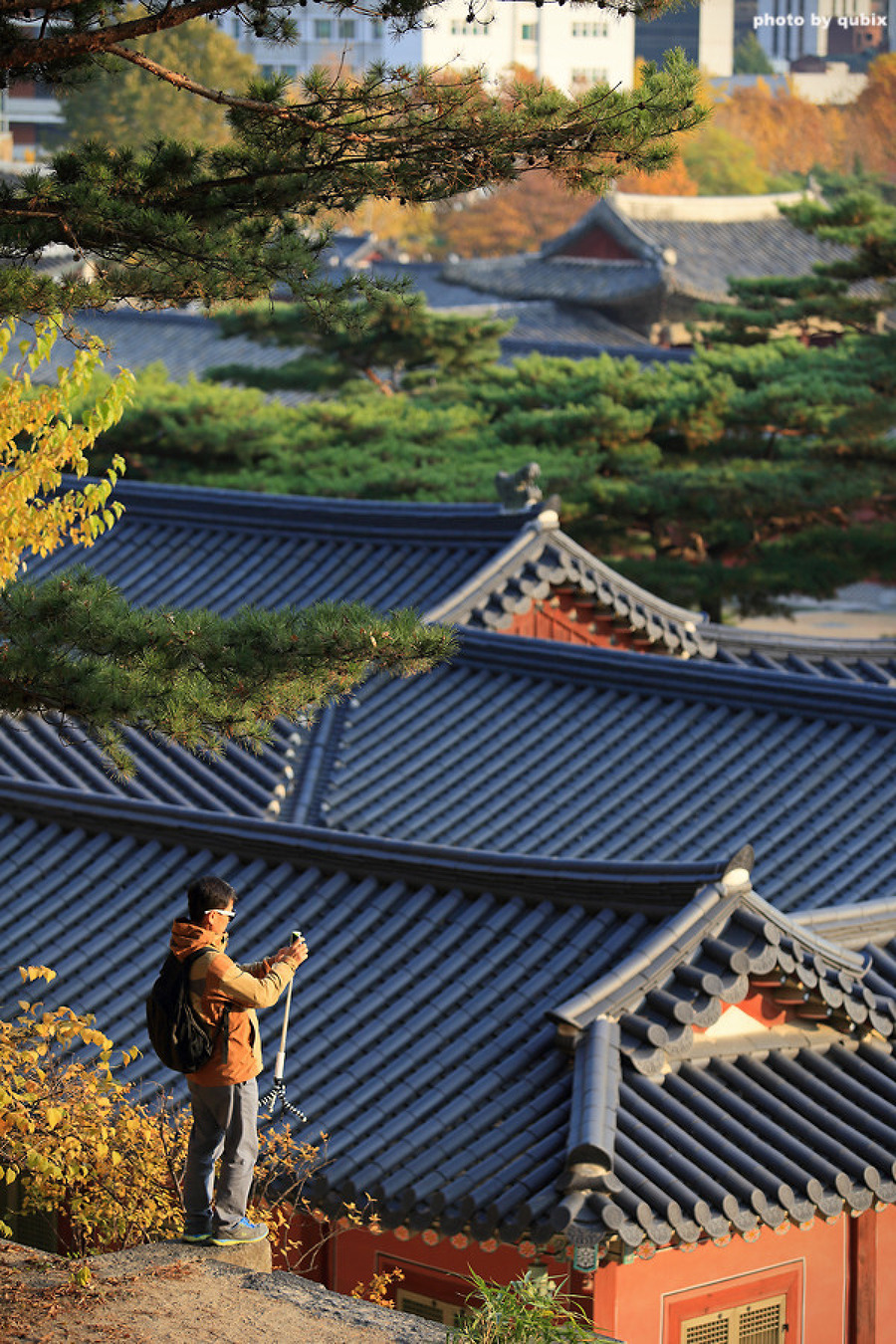 지난 가을의 창덕궁 | 서울 가볼만한곳, 단풍명소
