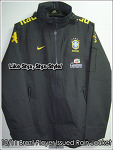 10/11 Brazil Player Issued Rain Jacket (SOLD OUT)