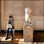 로댕 박물관 ( Musee Rodin)