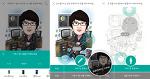 한뼘 - 자(Ruler) 없이 몸매 비율(등신) 재는 길이측정 앱(어플)