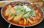 부천 상동 뉴코아 5층 청년다방 차돌떡볶이 맛있네요~^^