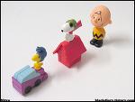 스누피: 더 피너츠 무비 해피밀 장난감