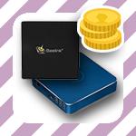 인텔 아폴로레이크 미니PC VOYO V1 VMac VS Beelink M1 사양과 가격은?
