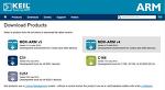 [STM32] KEIL MDK-ARM, STM32F10x  :  uVision4 개발환경구축 및 표준라이브러리 설치