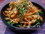 간단하고 맛있는 봄찬 31, 도라지미나리무침~
