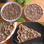 호두 호박 파이 Walnut Pumpkin Pie