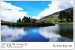 [적묘의 페루]와라스 윌까꼬차 호수에서 laguna Wilcacocha