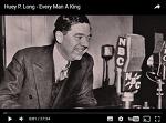 [영어연설문] Every Man a King(Radio Speech to the Nation) - Huey P. Long