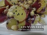 간단하고 맛있는 초가을 별미, 고구마 찰옥수수 우유조림~