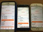 일본식 폰테크 - 핸드폰으로 돈을 벌어보자! 2017년 6월 결산!