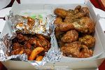 [대구/경대북문 맛집] 빨리시켜 두마리 치킨 - 부드럽고 촉촉한 속살, 짭짤한 간장치킨과 매운 불똥집