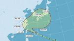 18호 태풍 탈림(TALIM, 泰利)소식 업데이트(12일 오후 5:30 예보 기준)