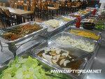 고향산천 오곡보리밥뷔페 - 답십리 채식 위주 한식부페