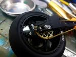 [1/12] Yamaha YZR-M1 09 Monster TECH 3 - 제작 완료