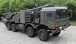 개발 중이라는 일본의 155mm 차륜형 자주포/ 미국 전시회에 나왔다는, M119  105mm 포를 험비에 올린 것/ K9 추가생산합시다!