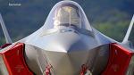 F-35A Lightning 스텔스 전투기를 봤네~ 봤어~