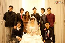 100115 은경누나 결혼식