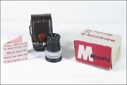 Minolta MAGNIFIER-ll for Minolta SR