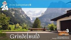 [D+10] Switzerland III - Grindelwald 그린델발트