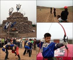[TV강좌] 몽골족 전통악기에는 말 머리가 새겨져 있다