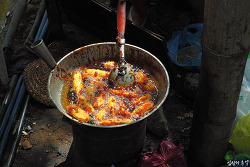 필리핀 여행의 백미, 이색 길거리 음식
