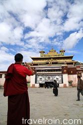 [티베트] '바람의 말'을 타고 당신의 소원이 멀리멀리