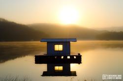 고삼저수지 (쉿! 몽환의 호수)