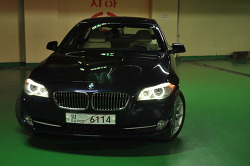 BMW NEW 5series....