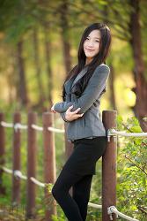 모델 김단아