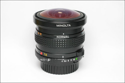 MINOLTA new MD 7.5mm 4