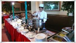[미얀마 / 양곤] 미얀마 최고의 호텔 세도나 호텔 Sedona Hotel의 아침 식사
