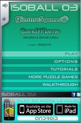 별머루의 추천 플래시게임 #3 - 이소볼3(Isoball 3)