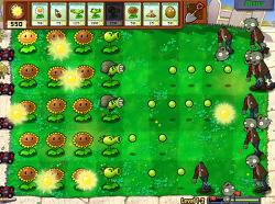 식물vs좀비 -  중독성게임 Pop cap/ Plants VS Zombies 다운로드(식물대좀비 다운)
