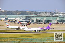 [Airline] HS-TJR / Thai Airways International / Boeing 777-2D7/ER / ICN/RKSI