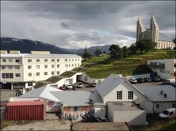 [아이슬란드 여행기19] 아이슬란드 제2의 도시 아큐레이리(Akureyri)