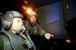 알래스카를 향한 '완벽한 비행' 레드플래그 훈련 준비 현장