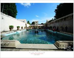 인도네시아 족자카르타 여행 - 물의궁전 따만사리 궁전
