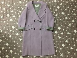 색상이 너무나 사랑스러운 오즈세컨 O'2nd Stein coat 코트 2WOQ3WH07400