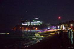 [속초] 속초의 밤