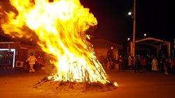 전통 풍습이 가득한 내이랑 마을 달맞이 축제