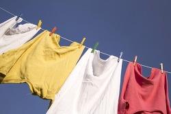 물 빠지는 옷 세탁 방법 :)