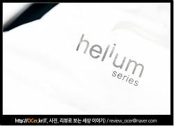 밀레 간절기 초경량 구스다운 자켓 코시 헬리움 개봉기