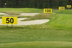 [골프라운드] 골프장에서 셀프 거리측정 하는 방법