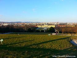 오스트리아 쉔브룬궁전; 과거로의 여행