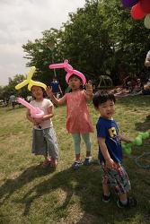 [미러리스] 어린이날, 어린이대공원은 놀이터
