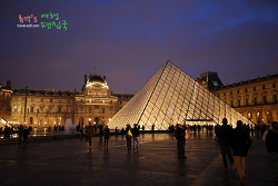 프랑스 여행〃모나리자가 살아있는 세계 3대 미술관. 루브르 박물관